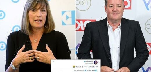 'So why did I have to leave?' Piers Morgan hits back at ITV boss