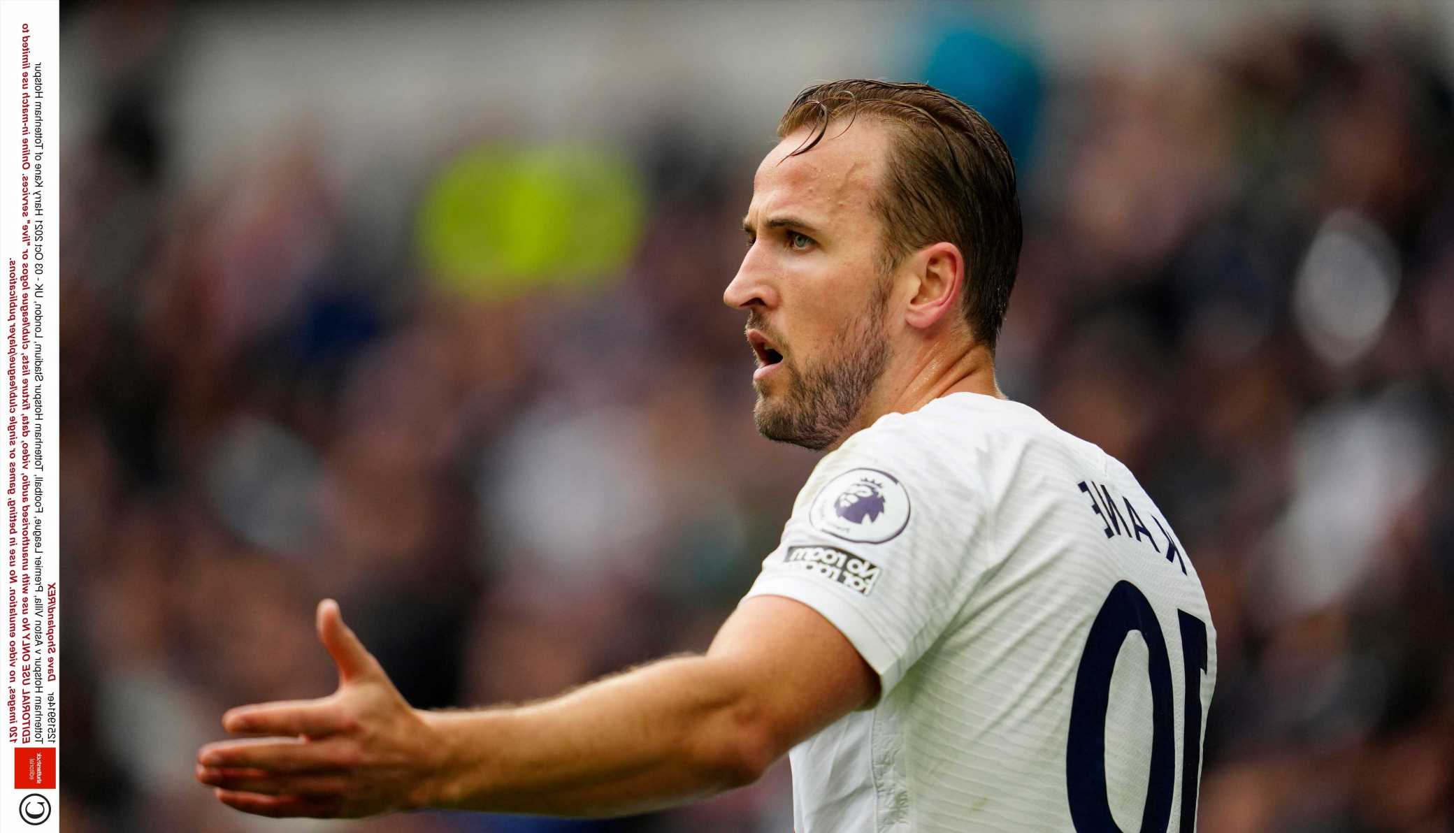 'Harry Kane loves Tottenham' – Spurs transfer chief appears to confirm England star WON'T quit and will lead 'rebuild'
