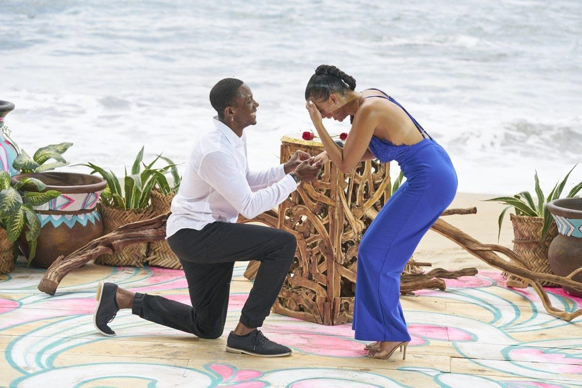'Bachelor in Paradise': Maurissa Gunn and Riley Christian Update Fans on Their Engagement via Instagram