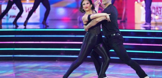 'Dancing with the Stars' Pro Cheryl Burke Talks Retiring: 'I Have so Many Question Marks'