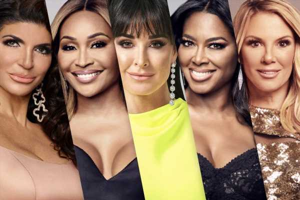 'The Real Housewives Ultimate Girls Trip' Finally Has a Premiere Date on Peacock and the Stars Tease the Drama