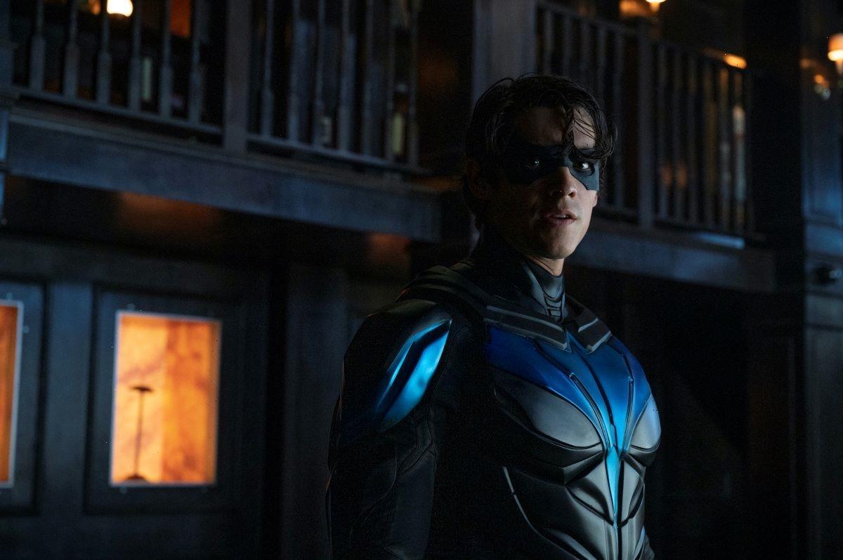 'Titans' Star Reveals Series' Fate at DC FanDome