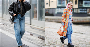 37 Ways to Wear Baggy Jeans, Because They're Back and Perfect For Chill Outfits