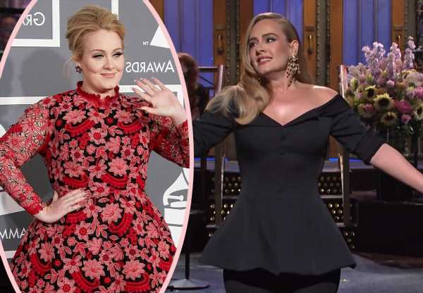 Adele 'F**king Disappointed' In How Women Reacted To Her 100 Lb Weight Loss