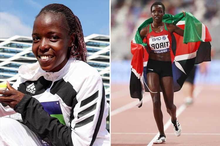 Agnes Jebet Tirop dead at 25: Tokyo Olympic star and World medallist found stabbed to death at home in Kenya