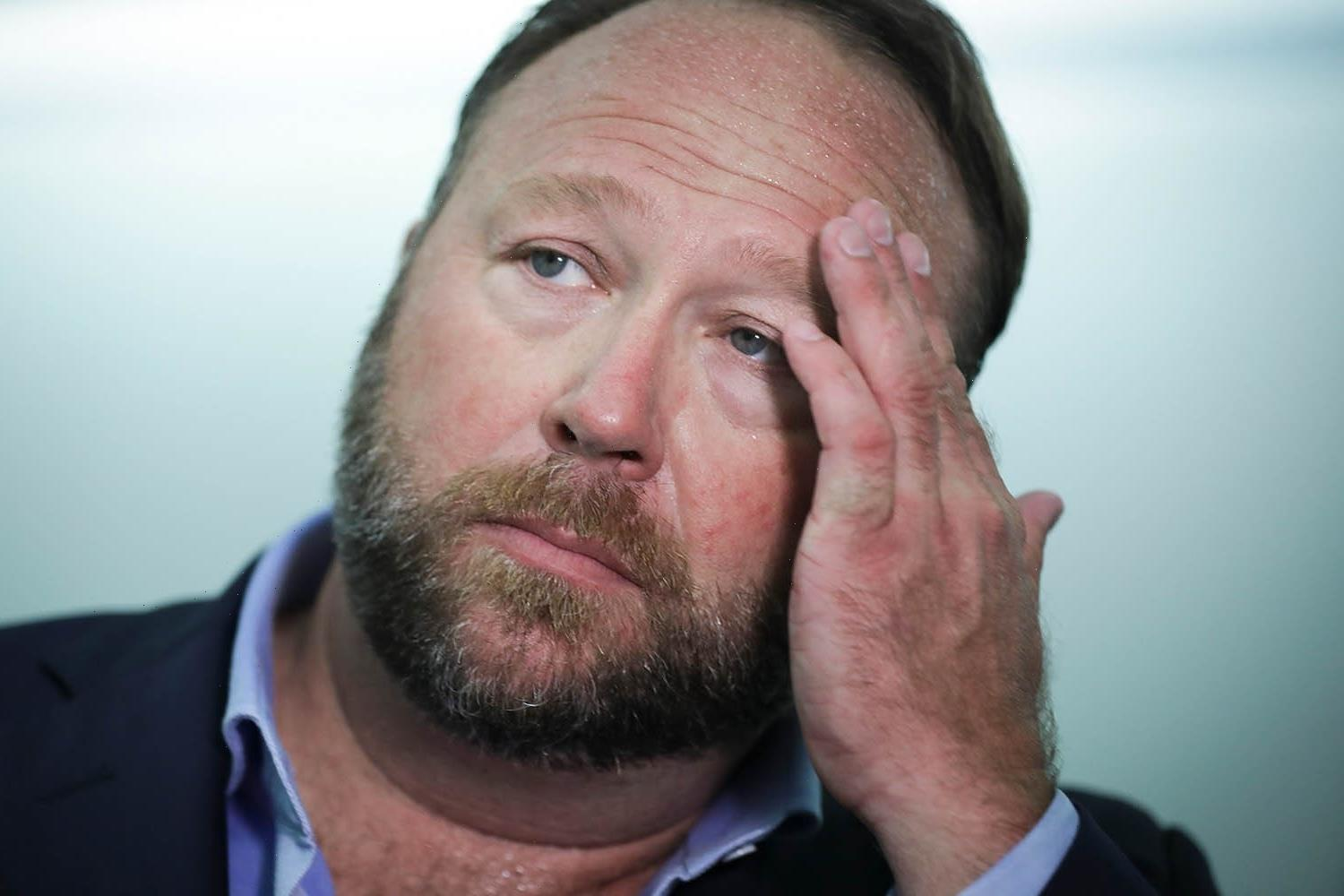 Alex Jones fumes as judge rules he must pay damages to Sandy Hook families