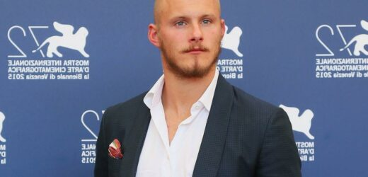 Alexander Ludwig Left Instagram Fans Thirsty With His Sexy Flaunt Photos