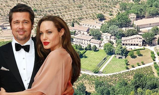 Angelina Jolie sells her 50% share in Château Miraval winery
