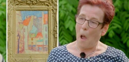 Antiques Roadshow guest blown away by painting's 'unbelievable' value