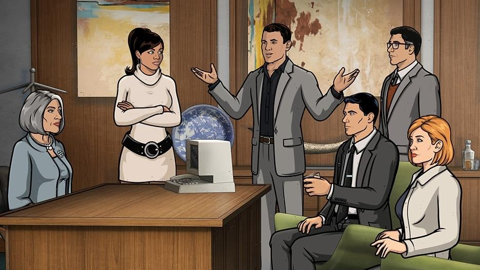 Archer Says Goodbye to Jessica Walter in Finale Tribute