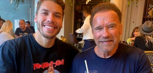 Arnold Schwarzenegger Offers Sweet Tribute to Son Joseph Baena on His 24th Birthday