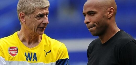 Arsenal legend Thierry Henry slams former boss Wenger's plan for World Cup every two years as 'mentally exhausting'