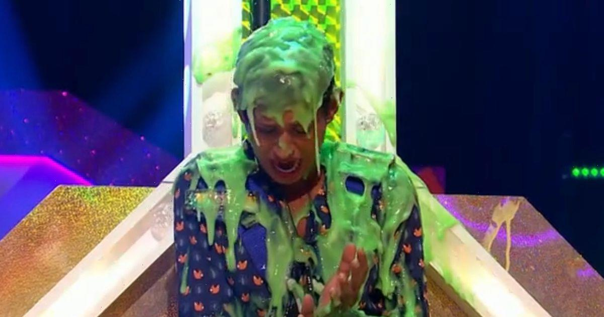 BBC Breakfast's Naga Munchetty showered fully clothed after getting gunged