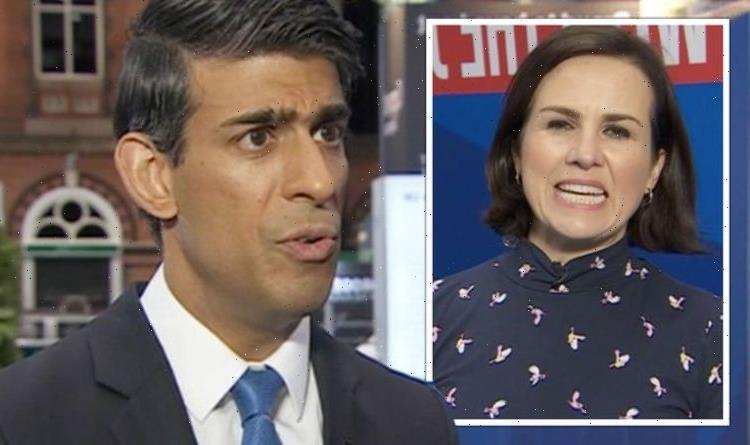 BBC backlash as viewers slam 'appalling' Rishi Sunak interview 'Stop interrupting'