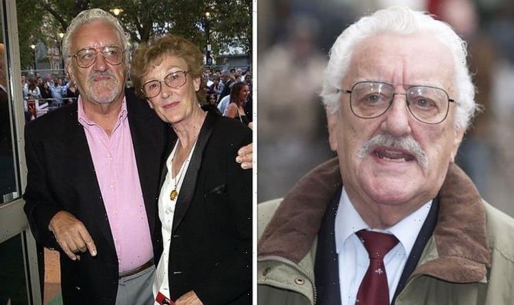 Bernard Cribbins' wife dead: Doctor Who star announces 'devoted' wife Gillian has died