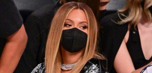 Beyoncé Has a New Set of Bangs