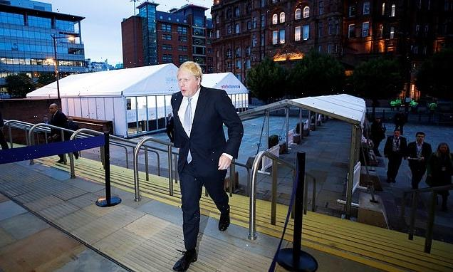Boris claims supply chain chaos part of ending 'low wage' culture