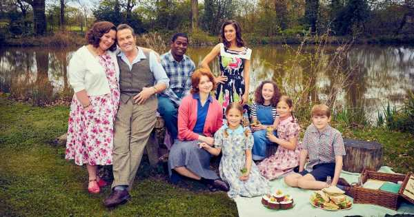 Bradley Walsh says ITVs Darling Buds of May reboot will be a hit worldwide