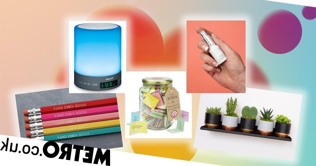 Brighten your home for World Mental Health Day with mood-boosting buys