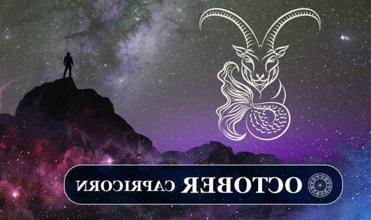Capricorn October horoscope 2021: Whats in store for Capricorn this month?