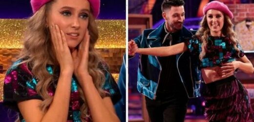 Changed my life' Rose Ayling-Ellis leaves Claudia speechless with Strictly confession