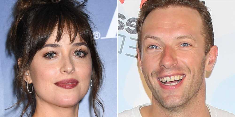 Chris Martin Gave the Sweetest Shoutout to Dakota Johnson During a Coldplay Concert