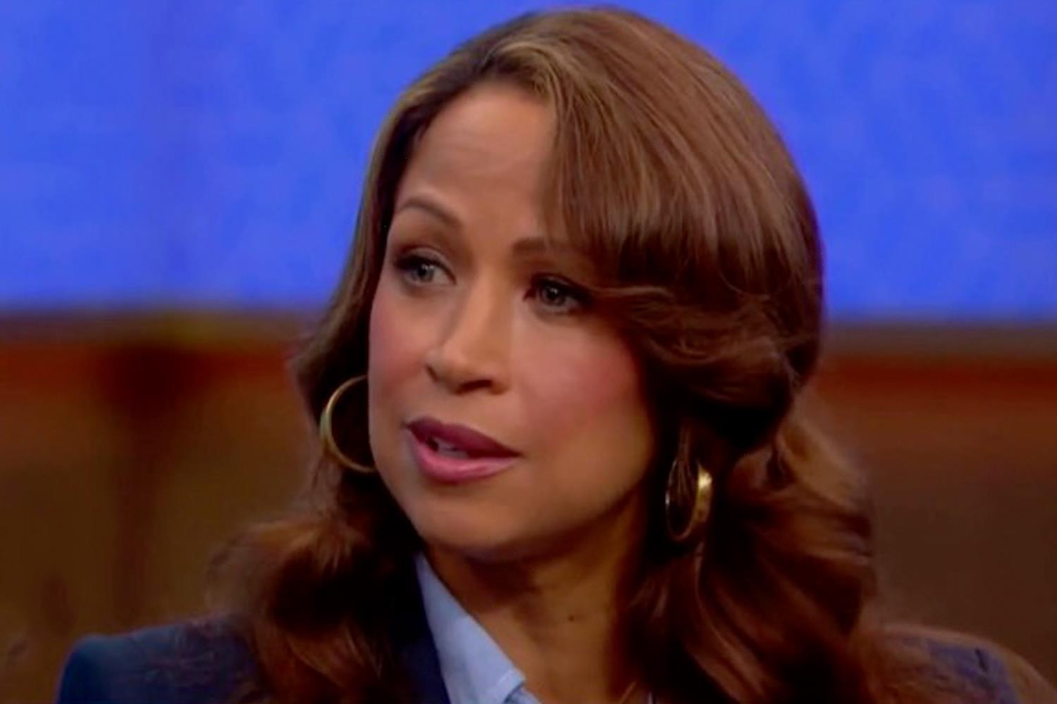 Clueless star Stacey Dash admits she took '18 to 20 pills a day & tried to kill herself at 17' during addiction battle