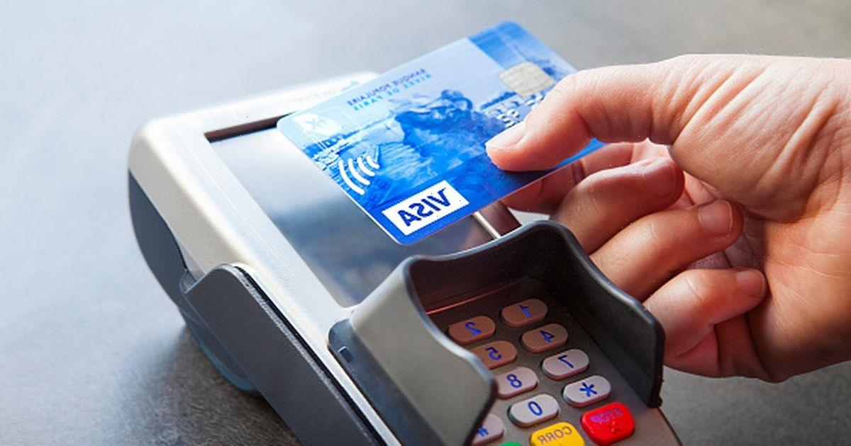 Contactless card spending limit to rise to £100 – but some banks wont allow it