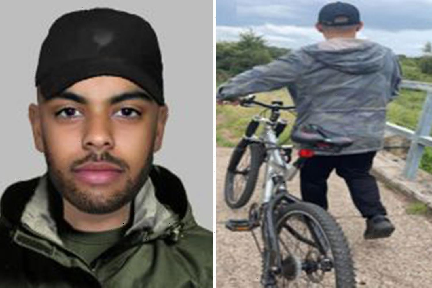 Cops hunt man after teen girl, 14, pushed into canal before her friend is sexually assaulted