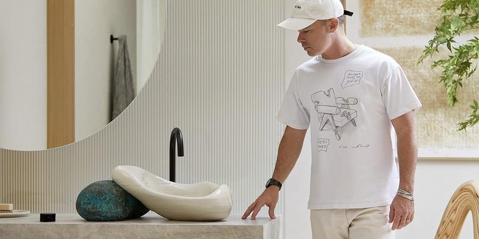 Daniel Arsham Partnered With Kohler to Debut a Functional Art Collaboration