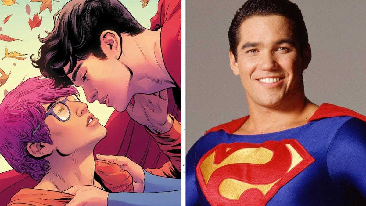 Dean Cain Doesn't Think Superman Coming Out as Bisexual Is 'Bold or Brave'