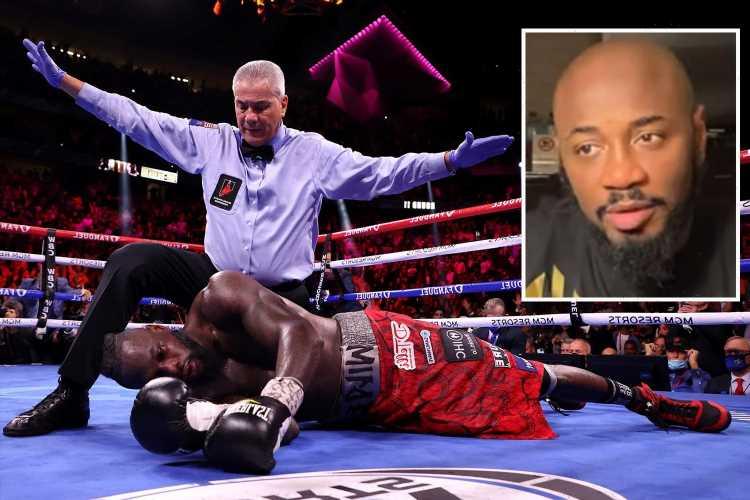 Deontay Wilder will NOT retire despite second defeat to 'legend' Tyson Fury, insists Bronze Bomber's trainer Malik Scott