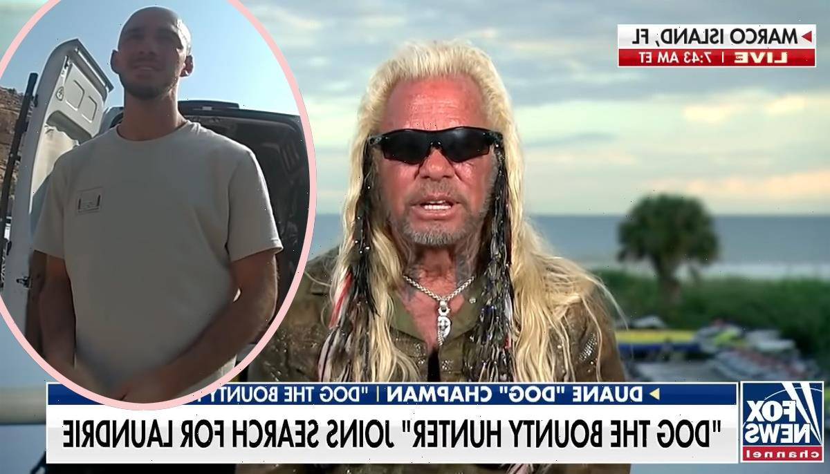 Dog The Bounty Hunter Responds To Criticism His Involvement May 'Sabotage' Brian Laundrie Manhunt
