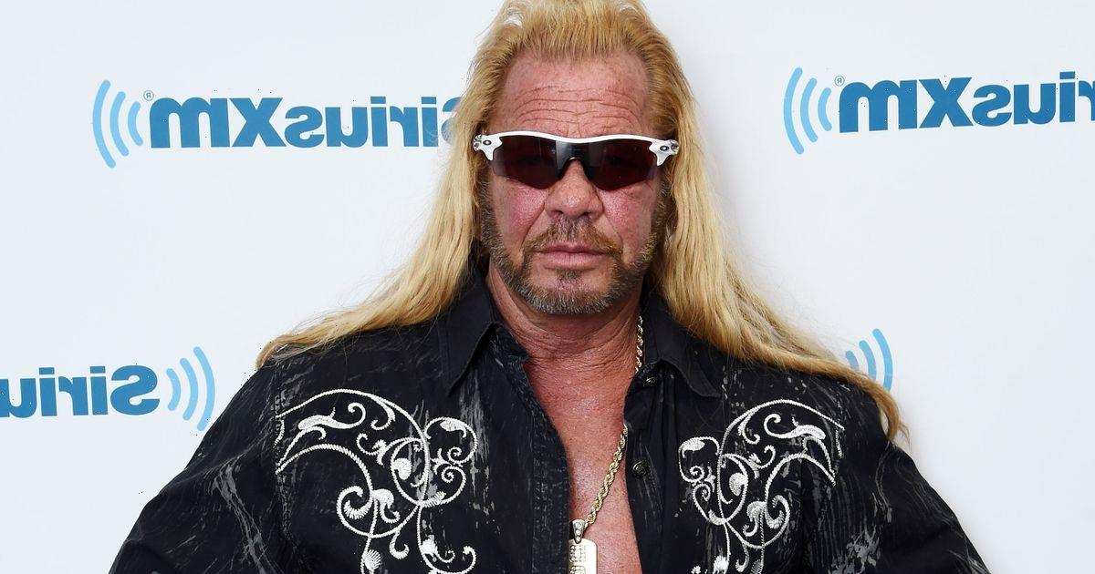 Dog the Bounty Hunter surrenders evidence to FBI during Brian Laundrie search