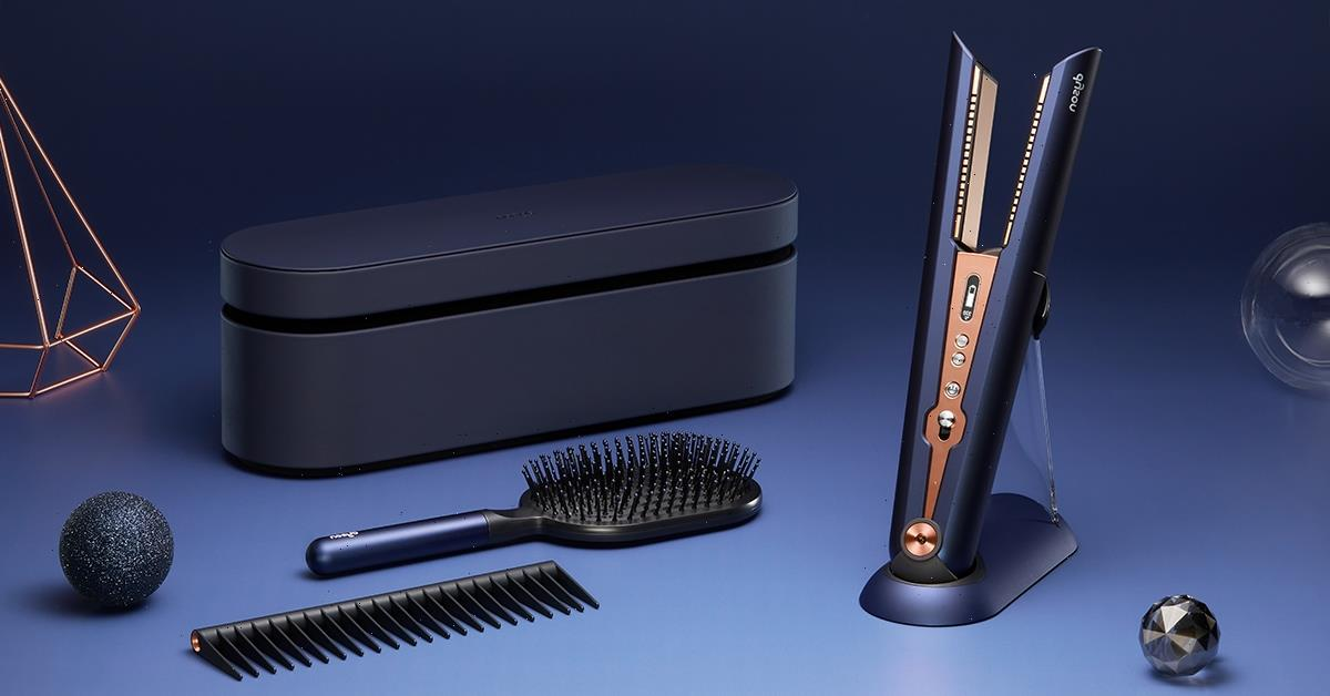 Dyson launch new Prussian Blue and Rich Copper Colourway ahead of Black Friday and we're obsessed