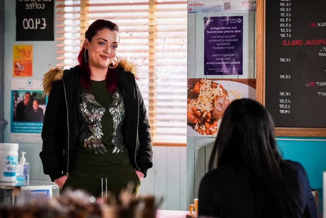 EastEnders spoilers: Whitney Dean makes horrifying discovery about Gray Atkins