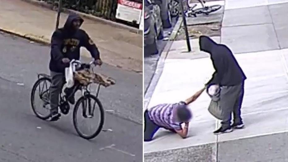 Elderly NYC woman dragged, punched in attempt to steal purse in broad daylight, video shows