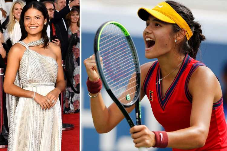 Emma Raducanu's endorsement deals as Dior join Nike and Wilson with US Open champ tipped to be £1BILLION athlete