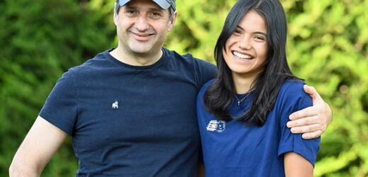 Emma Raducanu's search for new coach hits wall as dad Ian finds them demanding too much money after US Open win