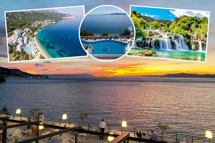 Enjoy a pampered getaway full of stunning views in Croatia's adults-only Adriatic