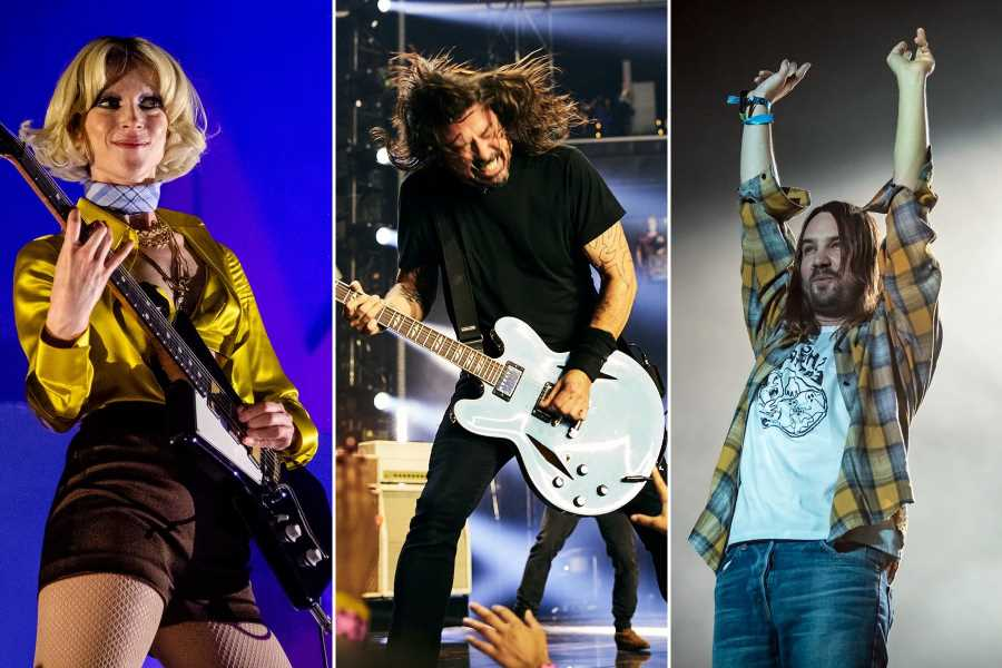 Foo Fighters, Tame Impala, St. Vincent Step Up to the Plate for 2022 Innings Festival