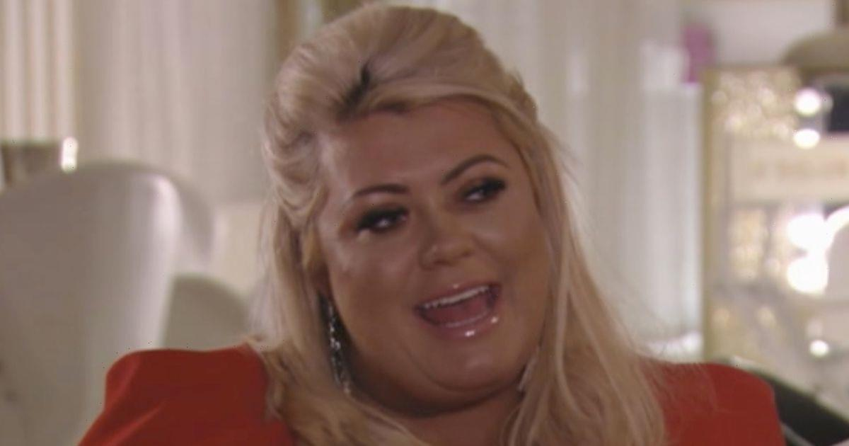 Gemma Collins feels sick as shes charged £1,450 for steak at posh restaurant