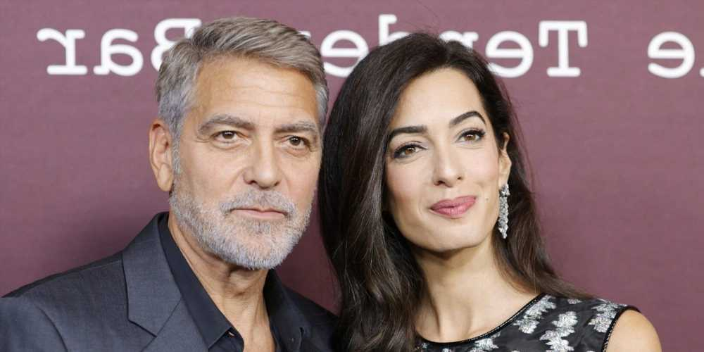 George Clooney Is Too Embarrassed For Amal to See All His Movies