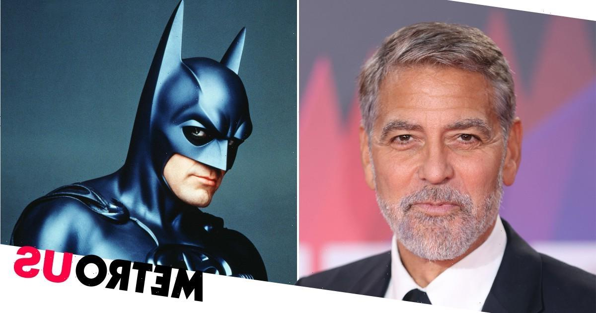 George Clooney admits he 'f**ked up so bad' playing Batman