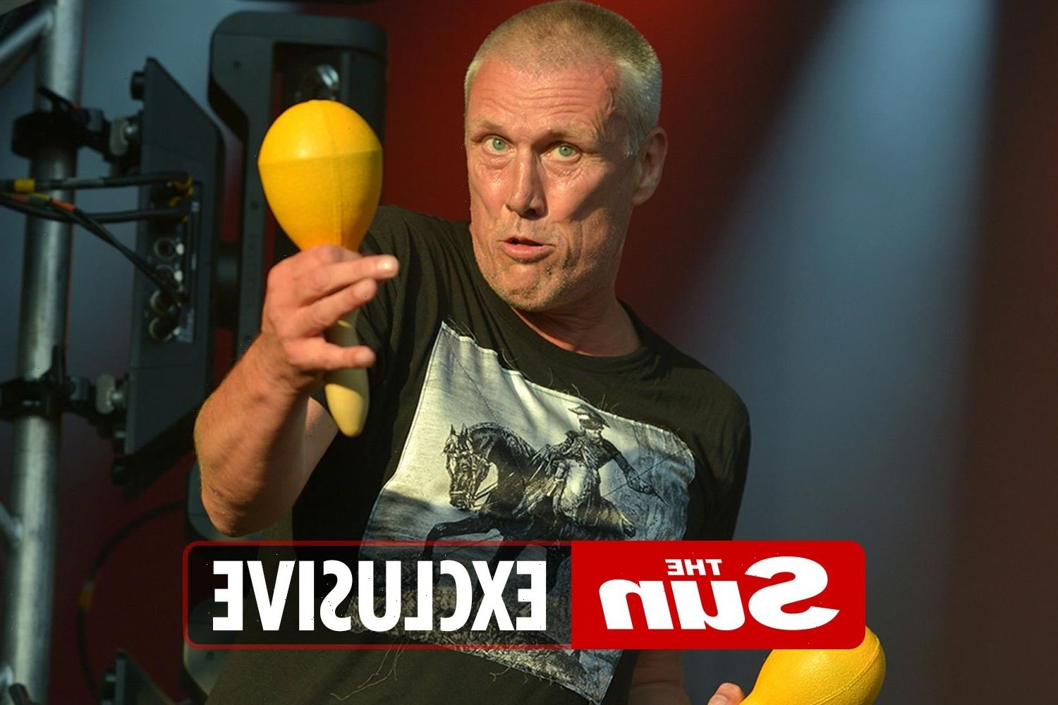 Gogglebox and Happy Mondays star Bez signs up for Dancing On Ice