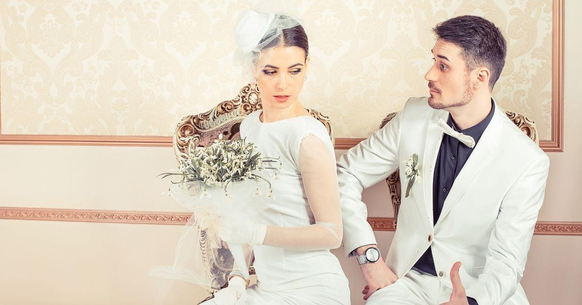 Groom pulls humiliating prank on brother-in-laws girlfriend on wedding day
