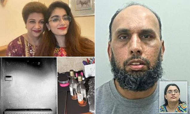 Handyman, 51, who poisoned doctor, 49, and her daughter is jailed