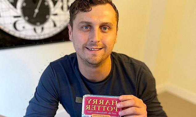 Harry Potter book gets sold for £27k… by man named Harry Potter