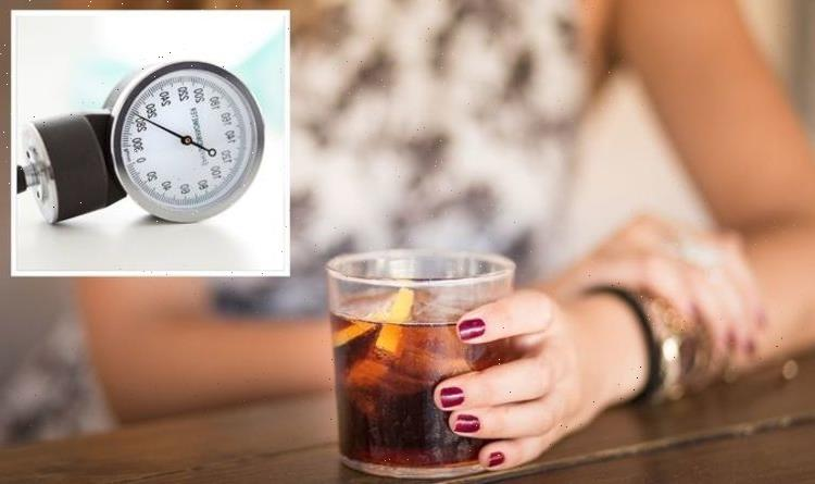 High blood pressure: Popular drink to skip for lower reading – do you drink this?