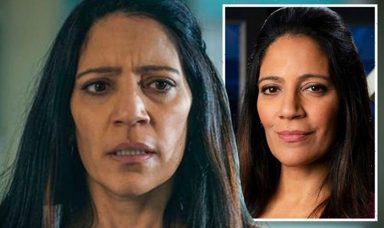 Holby City exit: Is Vineeta Rishi leaving as Lucky Simpson?